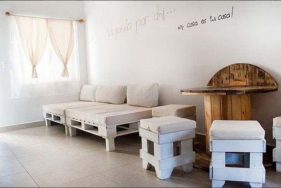 Alma Mia B&B Eco Friendly: living room