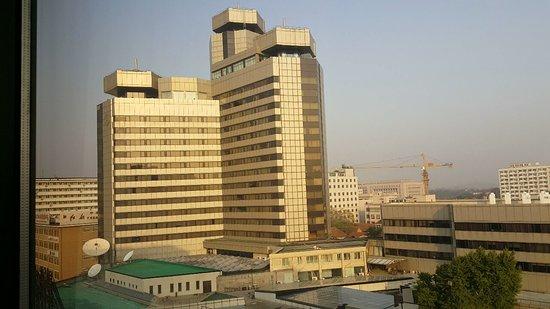 北京首都大酒店照片