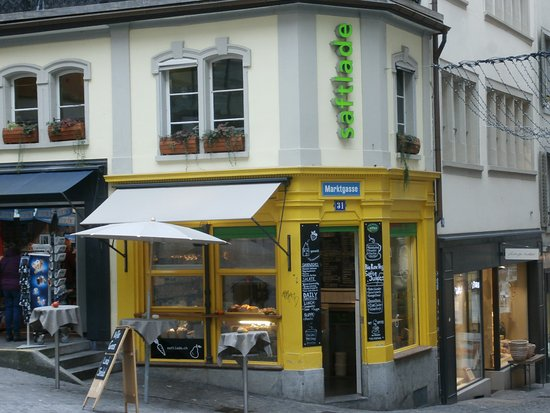 Photo of Restaurant Saftlade at Munstergasse 31, Zurich 8001, Switzerland