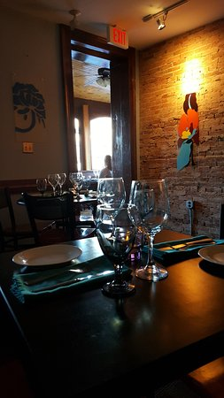 Phoenixville, PA: Marly's Dining Room