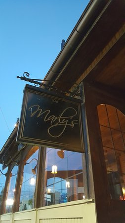 Phoenixville, PA: Marly's at Sunset