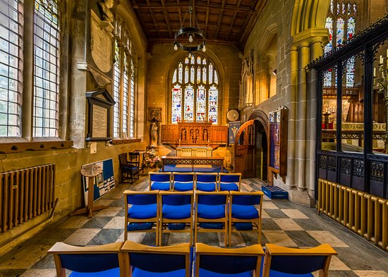 Gresford, UK: Lady Chapel