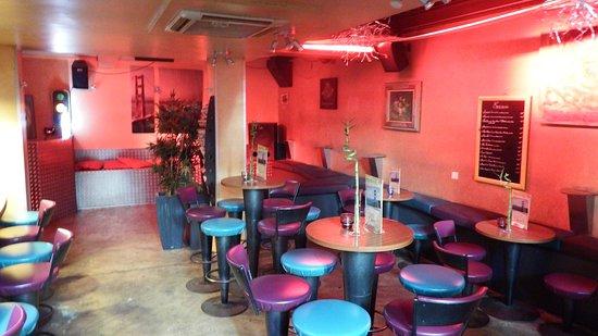 golden gate cafe bar estrasburgo coment rios de restaurantes tripadvisor. Black Bedroom Furniture Sets. Home Design Ideas