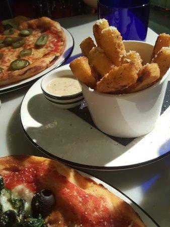Pizza Express London 21 22 Barrett St Marylebone Menu