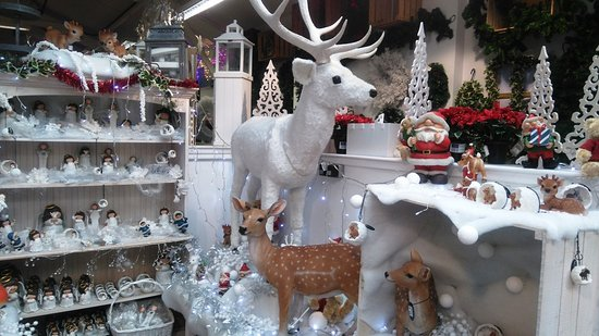 Glencarse, UK: Winter Scene