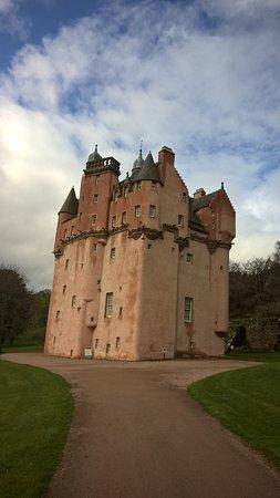 Banchory, UK: chateau
