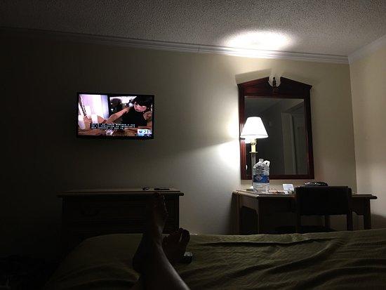 Econo Lodge Sequoia Area: Nagyon jó szállás , finom reggeli , tiszta szobák!