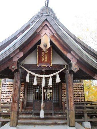 Hiragishi Tenmangu Shrine