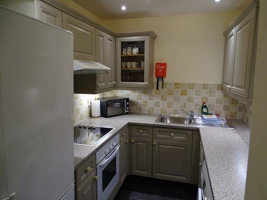 Collingham Serviced Apartments: La cuisine