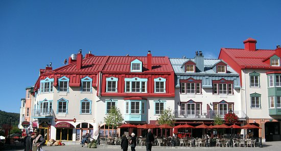‪‪Mont Tremblant Resort‬: Place du village‬