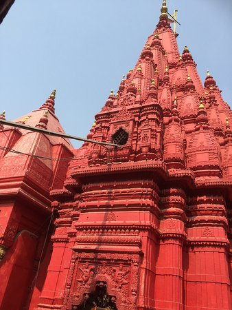 Durga Temple(Monkey Temple)