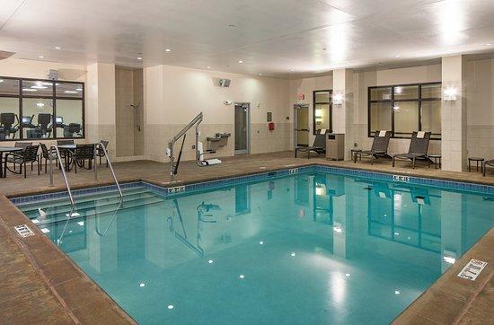 Hyatt Place Lincoln Haymarket Pool Area