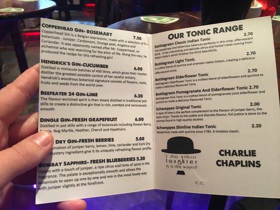 Charlie Chaplin's Pub
