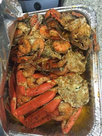 Jamaican Seafood Restaurant Heaven Review Of One Love