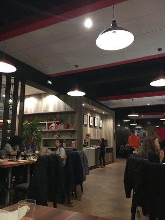 Nouveau Restaurant Saint Saturnin