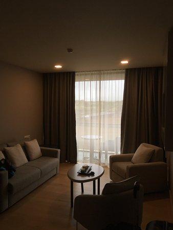 """wohnzimmer"""", 2 große fernseher, 1 im schlafzi, 1 im wozu - picture, Wohnzimmer"""