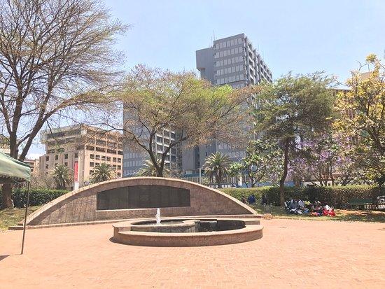 American Embassy Memorial Garden : photo0.jpg