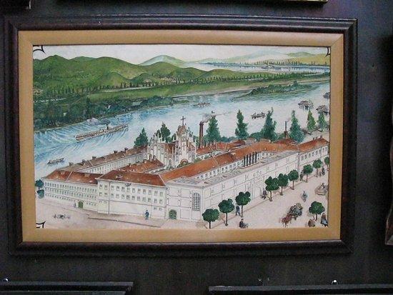 Vac, Ungarn: Matuska Szilveszter festménye