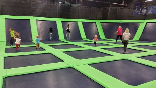 Air U Trampoline Park & Party Center of Greenville NC