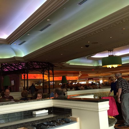Fallsview casino buffet dinner