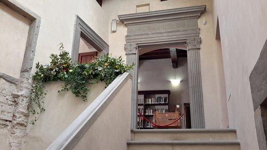 Sansepolcro, Italia: Mostra molto interessante. Un grazie particolare allo staff che ci ha accompagnato durante la vi