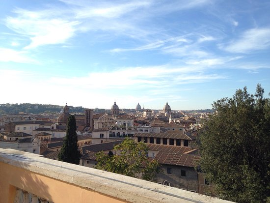 Photo4 Jpg Picture Of Terrazza Caffarelli Rome Tripadvisor