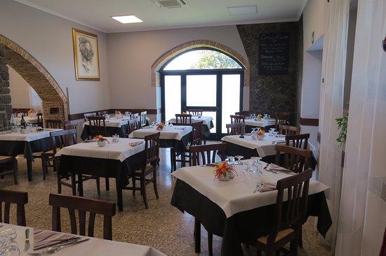 Castel Giorgio, Italia: Interno..