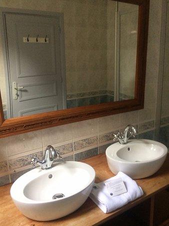 Moelan sur Mer, Prancis: lavabos