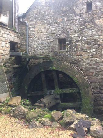 Moelan sur Mer, Prancis: moulin