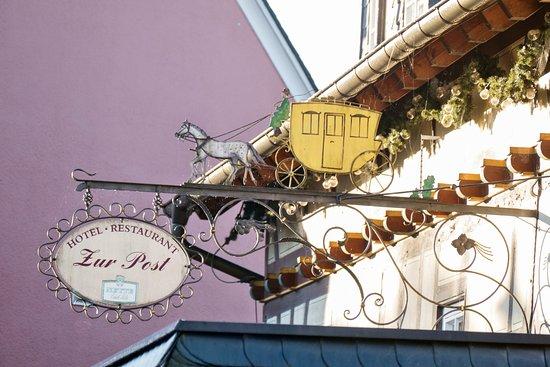 Roßbach, Deutschland: Het uithangbord