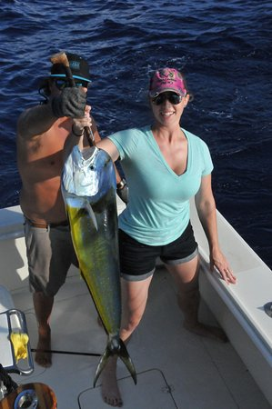 High Noon Sport Fishing: Mahi Mahi!!