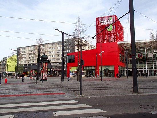 Centre commercial porte jeune picture of mulhouse haut - Centre commercial porte d aubervilliers ...