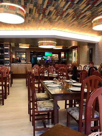 Restaurante El Rapido en Santiago de Compostela con cocina Otras cocinas espa...