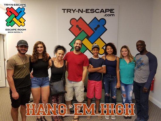Escape Room Boca Raton >> Try N Escape Com Escape Room Boca Raton Fl Trynescape