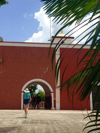 Hacienda San Lorenzo Oxman: Just checking around