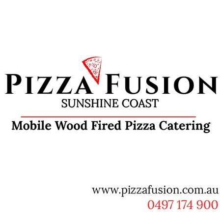 Pizza Fusion | Sunshine Coast - mobile wood fired pizza catering
