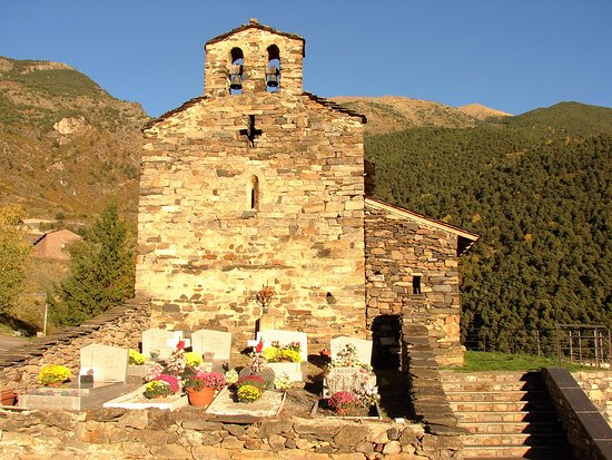 Sant Serni de Nagol Church