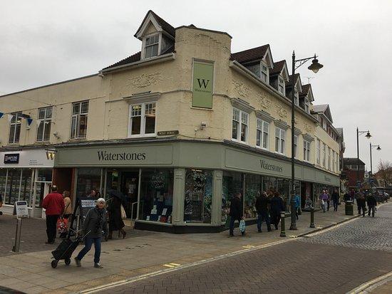 Waterstones Horsham Restaurant Reviews Photos Tripadvisor