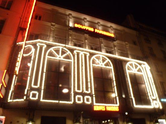 Theatre des Bouffes-Parisiens