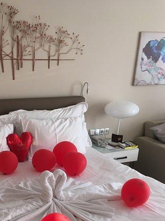 25th wedding anniversary tui sensatori resort fethiye by for Wedding anniversary trip ideas