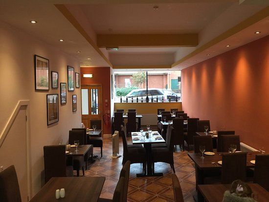 Bolton, UK: Mondello Italian Restaurant