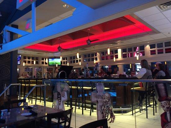 Adelphia Restaurant Lounge Inside