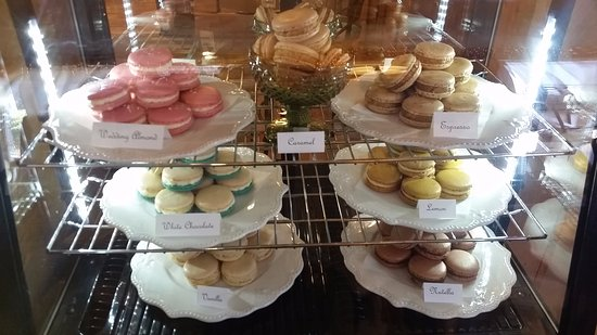 Salado, TX: Authentic French Macarons!