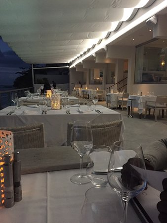 Prospect, Barbados: Amazing Honeymoon dinner