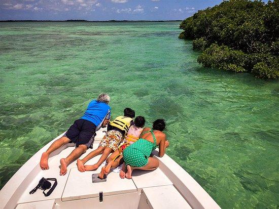 Sugarloaf Key, فلوريدا: Exploring the Lower Keys backcountry