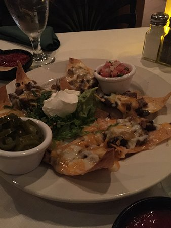 Via Real Gourmet Mexican: Awesome food
