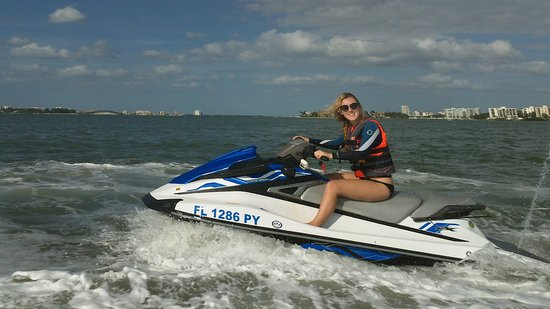 ‪Clearwater Beach Jet Ski  Rentals and Guided Tours‬