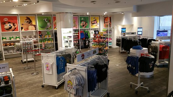Nintendo New York - Picture of Nintendo New York, New York City ...