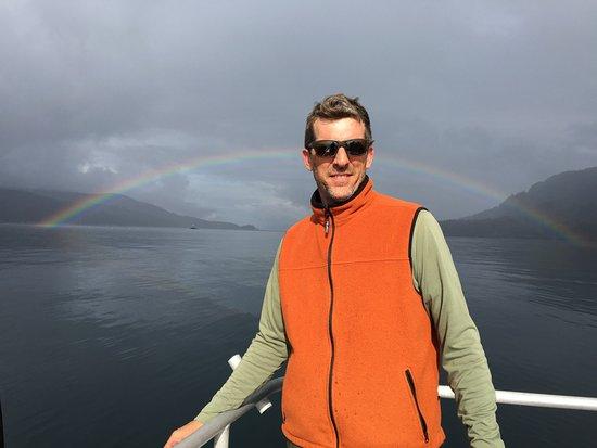 Kodiak, AK: rainbow!