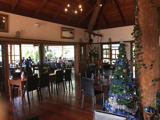 Mount Tamborine, Avustralya: Inside seating